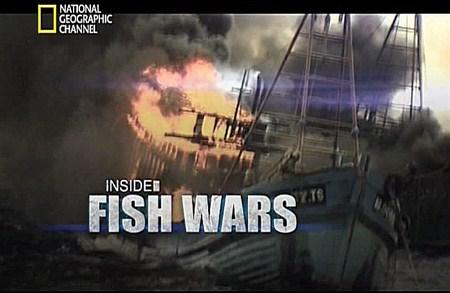 Скачать с letitbit  Рыбные войны / Inside: Fish Wars (2011) SATRip