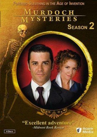 Скачать Расследования Мердока (2 сезон) [2009] DVDRip