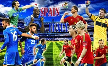 Скачать с letitbit  Матч  Испания — Италия  Евро-2012  Финал