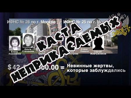 Скачать с letitbit  Каста Неприкасаемых / Russian Untouchables (2011) WEBRi ...