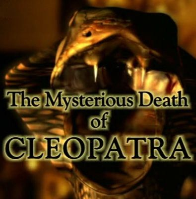 Скачать с letitbit  Загадочная Смерть Клеопатры / The Mysterious Death of Cleopatra (2004) SATRip