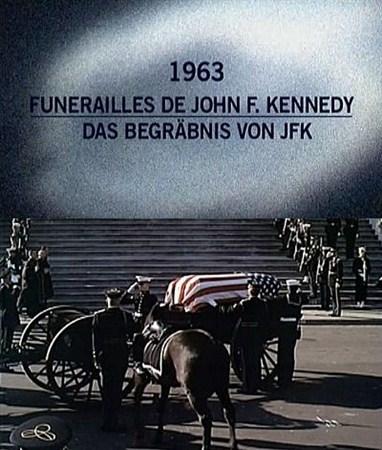 Скачать с letitbit  Архивные тайны. Похороны Джона Кеннеди. 1963 год (2008) ...