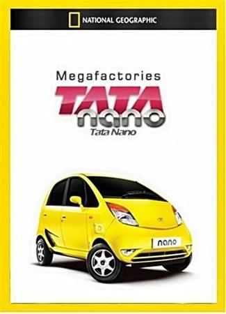 Скачать с letitbit  Мегазаводы: Тата Нано / Megafactories: Tata Nano (2012) ...