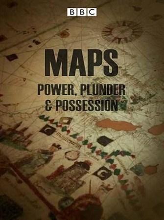 Скачать с letitbit  ВВC: Карты: Власть, грабеж и владения / Maps: Power, pl ...