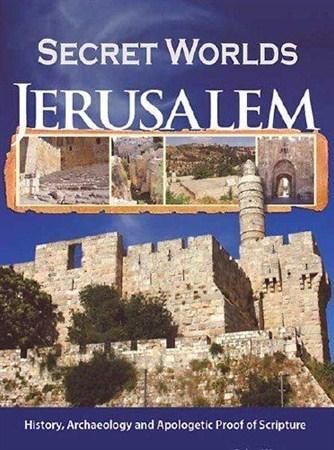 Скачать с letitbit  Таинственные миры: Иерусалим. Тайна сокровищ / Secret W ...