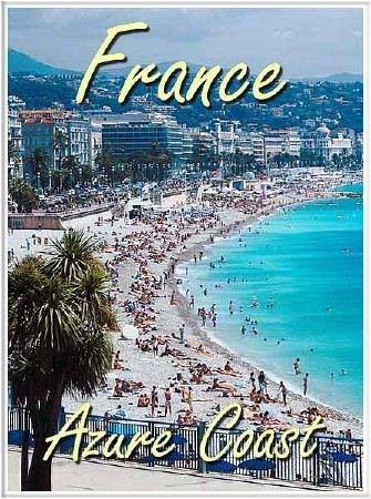 Скачать с letitbit  Франция. Лазурный Берег / France. Azure Coast (2008) DV ...