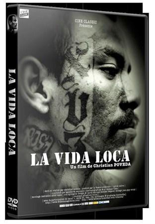 Скачать с letitbit  Безумная жизнь / La Vida Loca (2008) HDRip