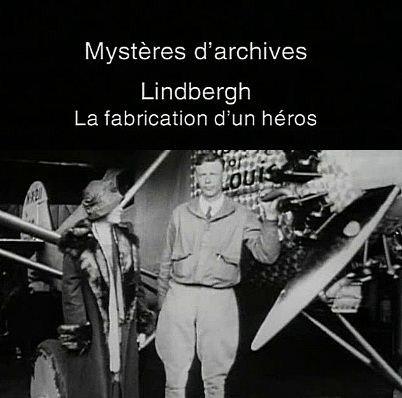 Скачать с letitbit  Архивные тайны. Линдберг. Создание героя (2006) SATRip