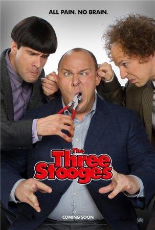 Скачать фильм Три балбеса (2012)