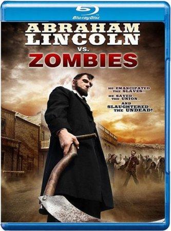 Скачать с letitbit Авраам Линкольн против зомби (2012)
