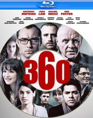 Скачать фильм Калейдоскоп любви / 360 (2011)