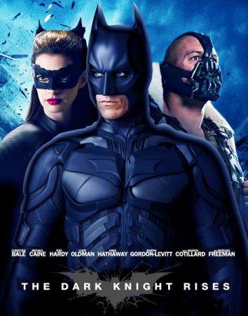 Скачать фильм Темный рыцарь: Возрождение легенды (2012)