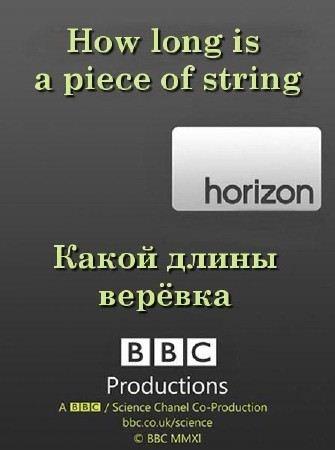 Скачать с letitbit  BBC: Какой длины верёвка? / ВВС: How long is a piece of ...