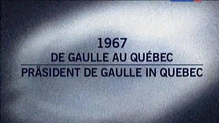 Скачать с letitbit  Архивные тайны. Де Голль в Квебеке. 1967 год (2010) SAT ...