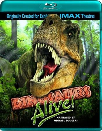 Скачать с letitbit  Динозавры живы! / IMAX - Dinosaurs Alive! (2007) BDrip