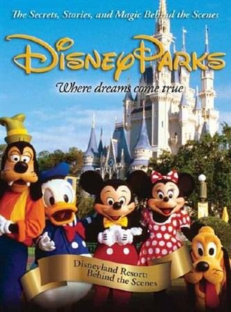 Скачать с letitbit  Парки Диснея. Секреты Диснейленда / Disney Parks. Undis ...