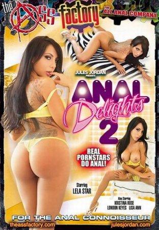 Скачать с letitbit Anal Delights 2 [2011] DVD5