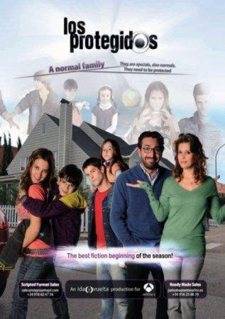 Скачать с letitbit  Защищенные - 3 сезон (2012)