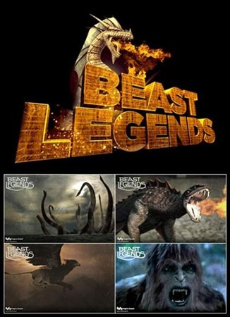 Скачать с letitbit  Легенды о чудовищах / Beast Legends (6 серий из 6) (201 ...