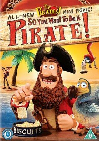Скачать мультфильм Кто хочет стать Пиратом? (2012)