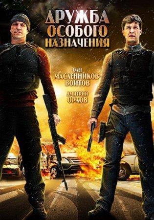 Скачать с letitbit  Дружба особого назначения (2012)
