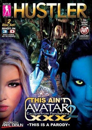 Скачать с letitbit This Aint Avatar XXX 2 - Escape From Pandwhora [2012] DV ...