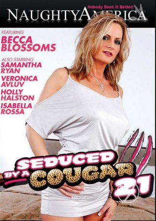Скачать с letitbit  Seduced By A Cougar 21 (2012) DVDRip
