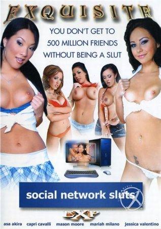 Скачать с letitbit Social Network Sluts [2012] DVDRip