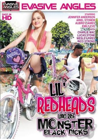 Скачать с letitbit Lil Redheads Who Ride Monster Black Dicks (2012)