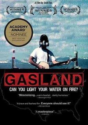 Скачать с letitbit  Газовая страна / GasLand (2010) WEB-DLRip