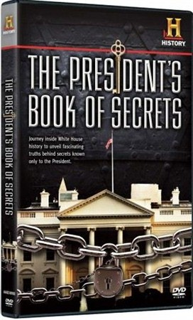 Скачать с letitbit  Книга секретов президента / The President's Book of Secrets (2010) TVRip