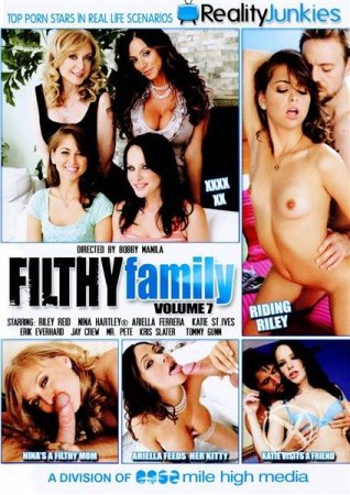 Скачать с letitbit  Filthy Family 7 (2012) DVDRip