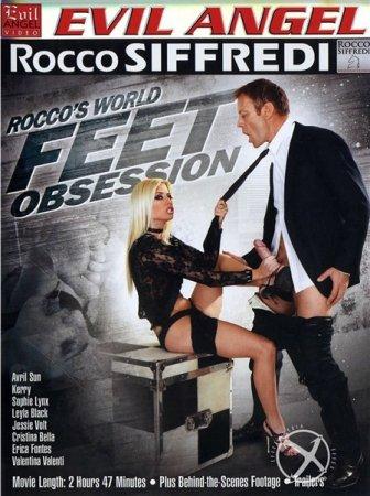 Скачать Roccos World Feet Obsession / Одержимость Ножками Rocco (2012)