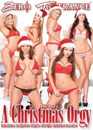 Скачать с letitbit A Christmas Orgy (2012) DVDRip