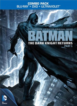 Скачать с letitbit  Бэтмен: Возвращение Темного рыцаря. Часть 1  (2012)