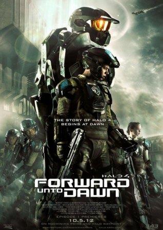 Скачать с letitbit Halo 4: Идущий к рассвету (1 сезон/2012)