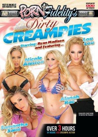 Скачать с letitbit Porn Fidelity's Dirty Creampies [2012] DVDRip