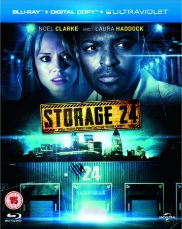 Скачать фильм Хранилище 24 / Storage 24 (2012)