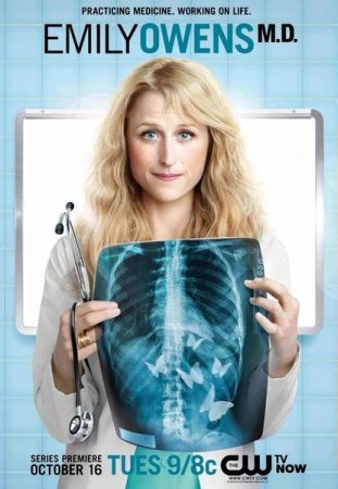 Скачать с letitbit  Доктор Эмили Оуэнс - 1 сезон (2012)