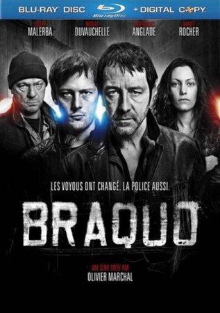 Скачать с letitbit Налёт / Braquo - 2 сезон (2011)