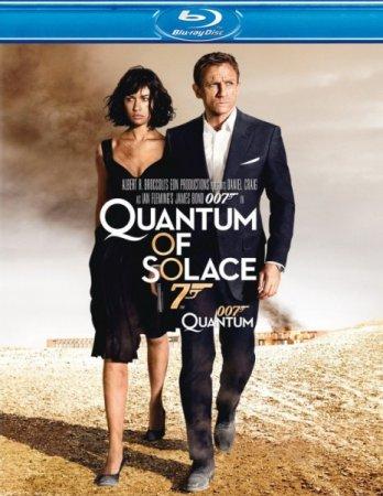 Скачать фильм  Джеймс Бонд 007: Квант милосердия (2008)