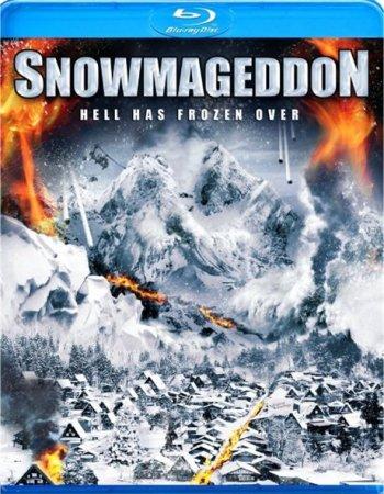 Скачать фильм Снежный армагеддон / Snowmageddon (2011)
