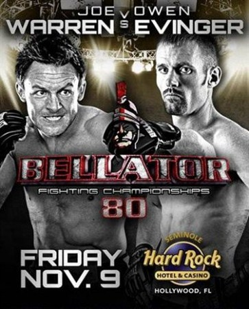 Скачать с letitbit  MMA. Турнир Bellator 80 (2012) SATRip