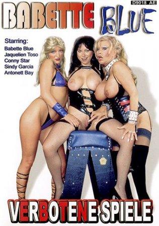 Скачать Babette Blue - Verbotene Spiele [2008] DVDRip