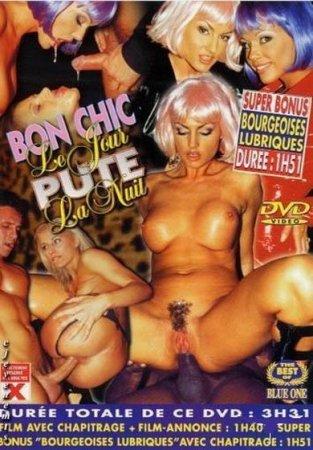 Скачать с letitbit Bon Chic Le Jour Pute La Nuit [2001] DVDRip