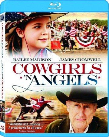 Скачать фильм Ковбойши и ангелы (2012)