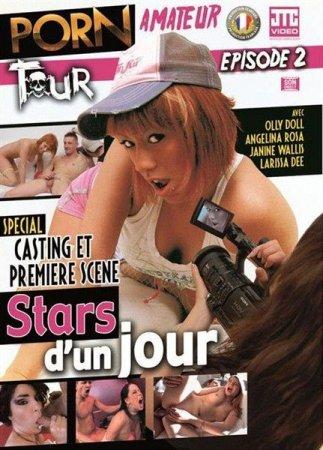 Скачать с letitbit Porn Tour 2 Stars D Un Jour (2012) DVDRip