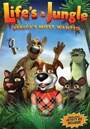Скачать с letitbit Жизнь в джунглях: Особо опасные в Африке (2012)