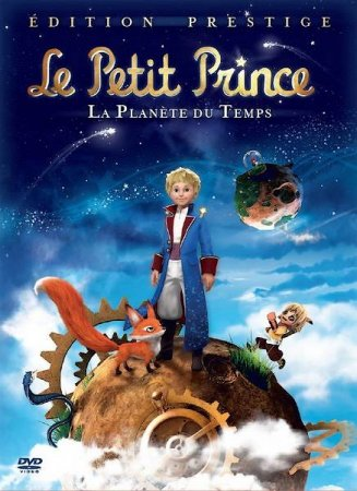 Скачать мультфильм Маленький принц (2010)