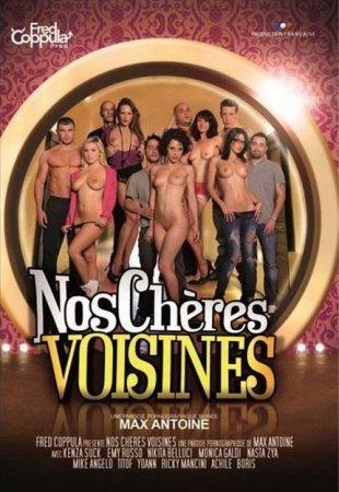 Скачать с letitbit Nos Cheres Voisines [2012] DVDRip